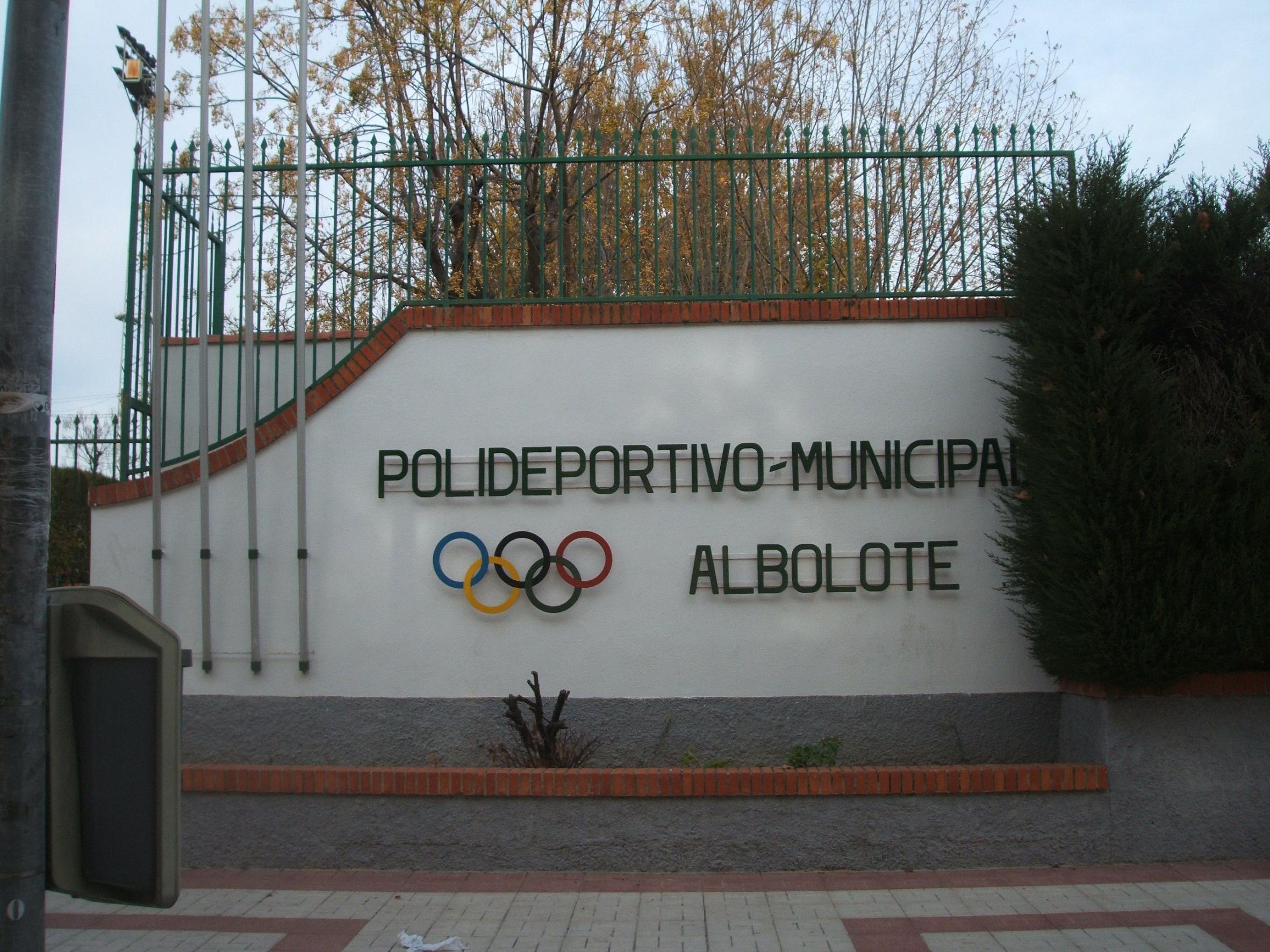 Piscina municipal de Albolote