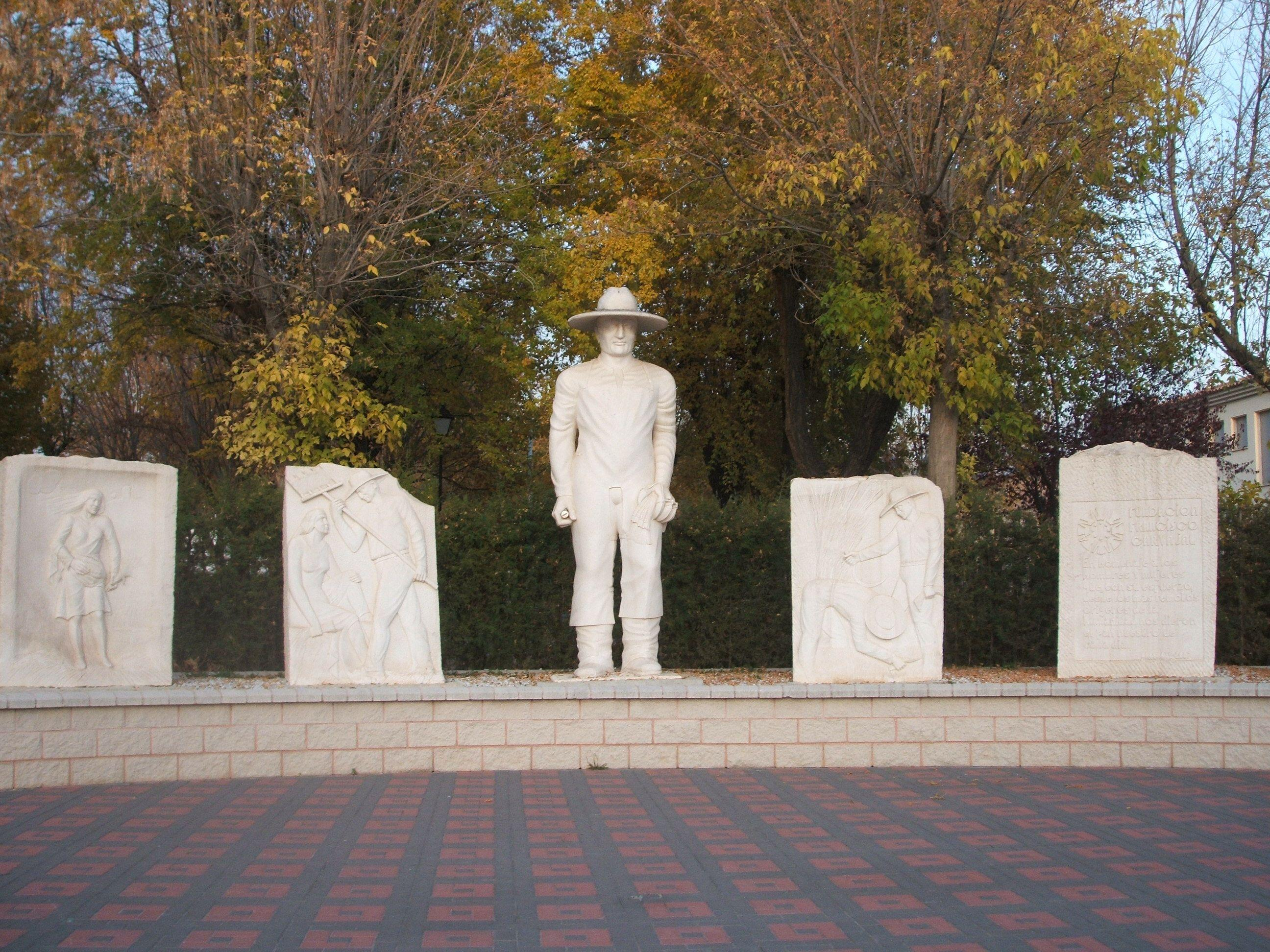 Monumento al Segador